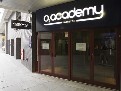 O2 Academy Islington venue photo