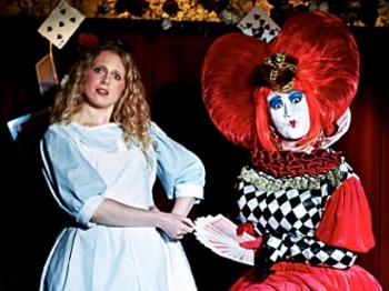 The 12th Annual Battersea Barge Panto - Alice In Poundland picture