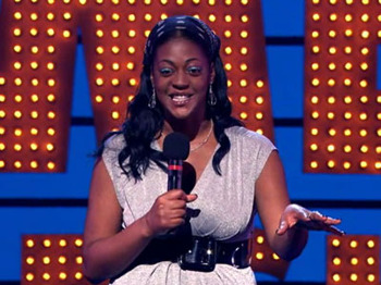 Alice In Funderland Comedy: Ava Vidal, Miss D, Support picture
