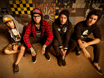Pierce The Veil + Crown The Empire + The Getaway Plan picture