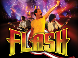 Flash - A Tribute To Queen artist photo