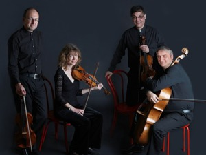 Maggini Quartet artist photo