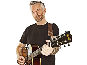 Billy Bragg artist photo