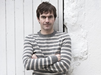 Mark Morriss (The Bluetones) + Seamus McLoughlin picture