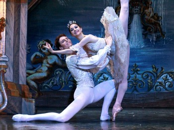 Swan Lake: Moscow City Ballet picture