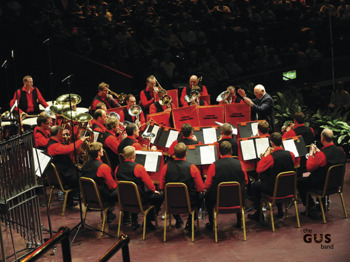 Christmas Celebration In Brass: Virtuosi GUS Band picture