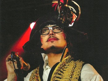 Adam Ant & The Good The Mad & The Lovely Posse picture