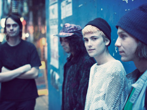 DIIV (formerly DIVE) artist photo