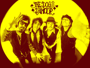 The Dogs D'Amour artist photo