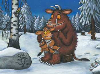 The Gruffalo's Child (Touring) picture