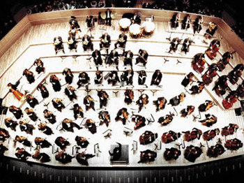 Planet Earth In Concert: Philharmonia Orchestra, Haley Glennie-Smith, George Fenton picture