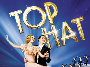 Top Hat: Summer Strallen, Tom Chambers picture