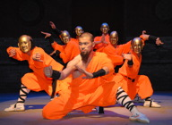 Shaolin Warriors artist photo
