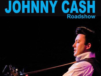 Johnny Cash Roadshow + Clive John + The Spirit Band picture