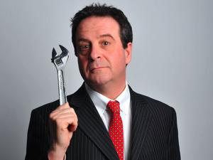 Mark Thomas artist photo