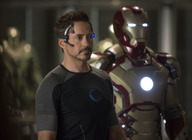 Iron Man 3 artist photo