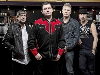Up A Gear Tour: Stiff Little Fingers + The Men They Couldn't Hang + Ed Tudor-Pole picture
