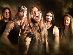 Iced Earth artist photo