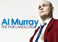 Al Murray artist photo