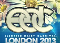 Electric Daisy Carnival artist photo