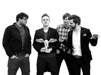 A Capella & Acoustic : The Futureheads + Sweet Billy Pilgrim picture