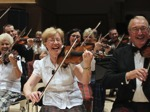 The Scottish Fiddle Orchestra artist photo
