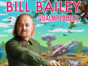 Qualmpeddlar: Bill Bailey picture