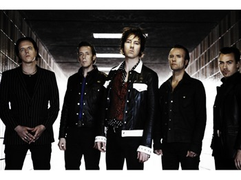 The Jim Jones Revue + John J Presley picture