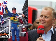 Johnny Herbert artist photo