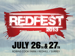 Redfest 2013 event picture