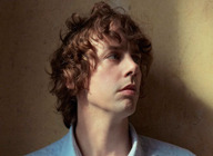 Johnny Borrell artist photo