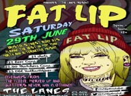 Fat Lip: Cookie (Barrymore's Pool Party) + DJ Chadders (Ramshackle) + Megatron Tom (Re:Up and Jump the Shark) artist photo