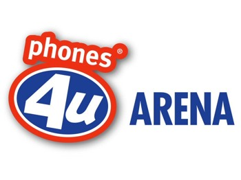 Phones 4u Arena Manchester venue photo