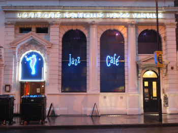 The Jazz Cafe venue photo