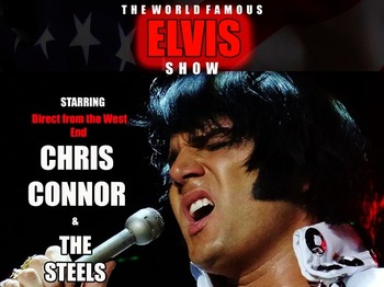 Chris Connor Elvis Tour Dates