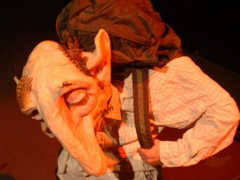 The Tinderbox: Norwich Puppet Theatre picture