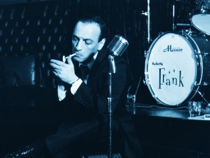 David Knopov as Frank Sinatra artist photo
