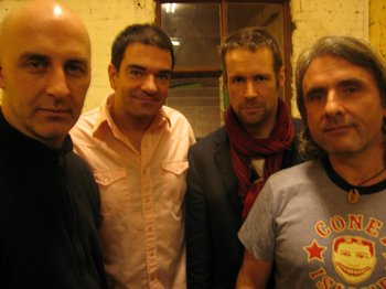 Hothouse Flowers artist photo