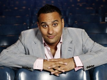 The Notorious World Tour: Russell Peters (Canada) picture