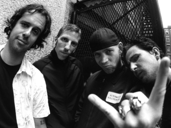 The Bouncing Souls artist photo