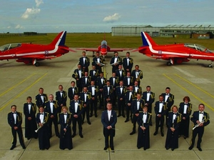 The Central Band Of The Royal Air Force artist photo