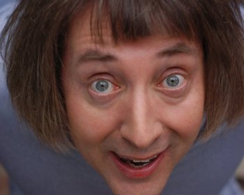 Emo Philips artist photo