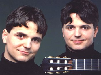 Katona Twins Guitar Duo artist photo