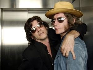 Tim Rogers & Nick Barker artist photo