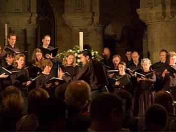 Mozart By Candlelight: Canticum, Counterpoint Period Instrument Ensemble, Mark Forkgen picture
