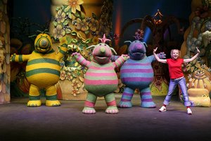 The Fimbles artist photo