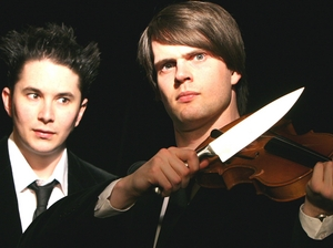 The Two Magicians artist photo
