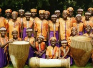 African Children's Choir artist photo