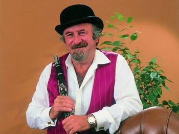 Acker Bilk artist photo