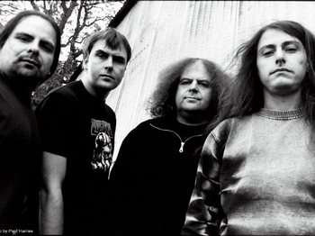Napalm Death + Keith Harrison picture
